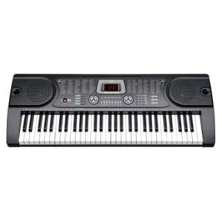 電子キーボード PlayTouch Incite Sun Ruck ブラック SR-DP06 [61鍵盤]