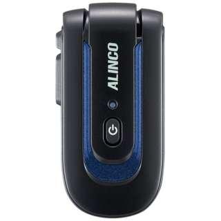 交互20ch+中継27ch 超小型特定小電力トランシーバー ブルー DJ-PX10A