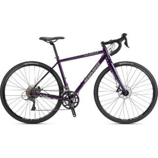 700x37c ロードバイク RENEGADE A1 レネゲード A1(56サイズ/Deep Purple/16段変速)【2021年モデル】 【組立商品につき返品不可】【店舗限定販売のみ】