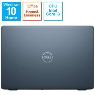 NI335L-AWHBCQB ノートパソコン Inspiron 15 3501 クオリーブルー [15.6型 /intel Core i3 /SSD:256GB /メモリ:8GB /2020秋冬モデル]