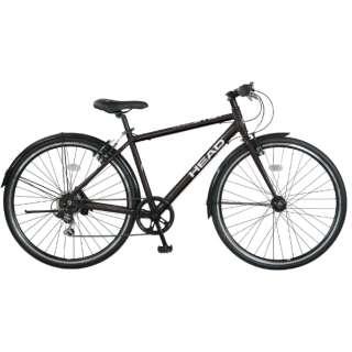 27型 クロスバイク HEADxCHACLE イフリー6S HD(ブラック/外装6段変速) CRU-CCHEAL276IF【2021年モデル】 【組立商品につき返品不可】