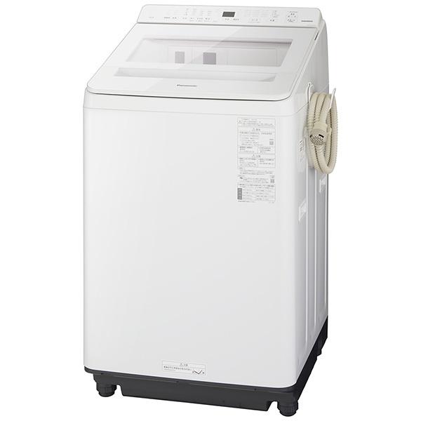 全自動洗濯機 FAシリーズ ホワイト NA-FA120V5-W [洗濯12.0kg /乾燥機能無 /上開き]