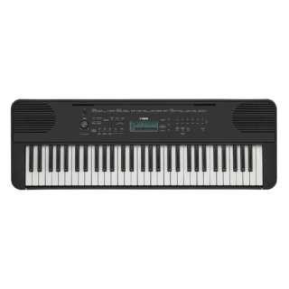 電子キーボード ブラック PSR-E360B [61鍵盤]