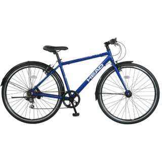 27型 クロスバイク HEADxCHACLE イフリー6S HD(ネイビー/外装6段変速) CRU-CCHEAL276IF【2021年モデル】 【組立商品につき返品不可】