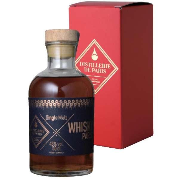 ディスティレリド・パリ シングルモルト ウイスキー・パリ 43度 500ml【ウイスキー】