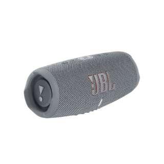 ブルートゥーススピーカー グレー JBLCHARGE5GRY [Bluetooth対応 /防水]