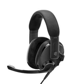 1000888 ゲーミングヘッドセット H3 ブラック [φ3.5mmミニプラグ /両耳 /ヘッドバンドタイプ]