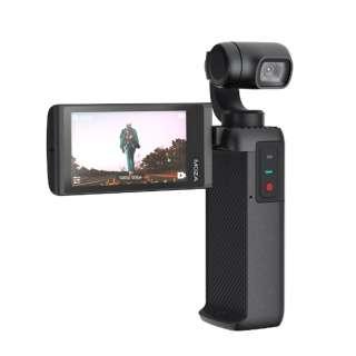 MOIN Camera 3軸モーター搭載4Kジンバルカメラ MPC01
