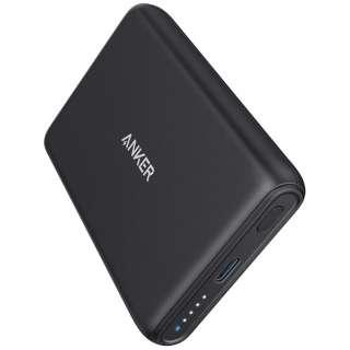 Anker PowerCore Magnetic 5000  black A1619011 [5000mAh /1ポート /USB-C /充電タイプ]