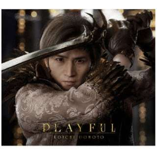 【先着購入特典付き】 KOICHI DOMOTO/ PLAYFUL 初回盤A(Blu-ray Disc付) 【CD】