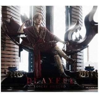 【先着購入特典付き】 KOICHI DOMOTO/ PLAYFUL 初回盤B(Blu-ray Disc付) 【CD】
