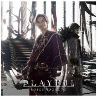 【先着購入特典付き】 KOICHI DOMOTO/ PLAYFUL 通常盤 【CD】