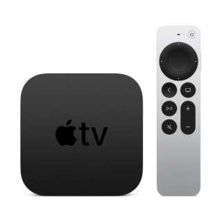Apple TV 4K(64GB) MXH02J/A