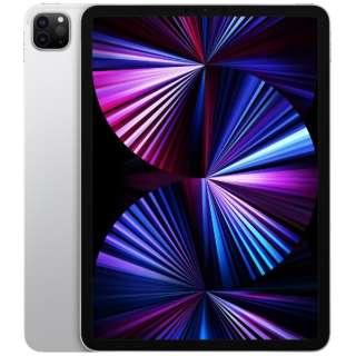 11インチiPad Pro Wi-Fi 256GB - シルバー MHQV3J/A [256GB]