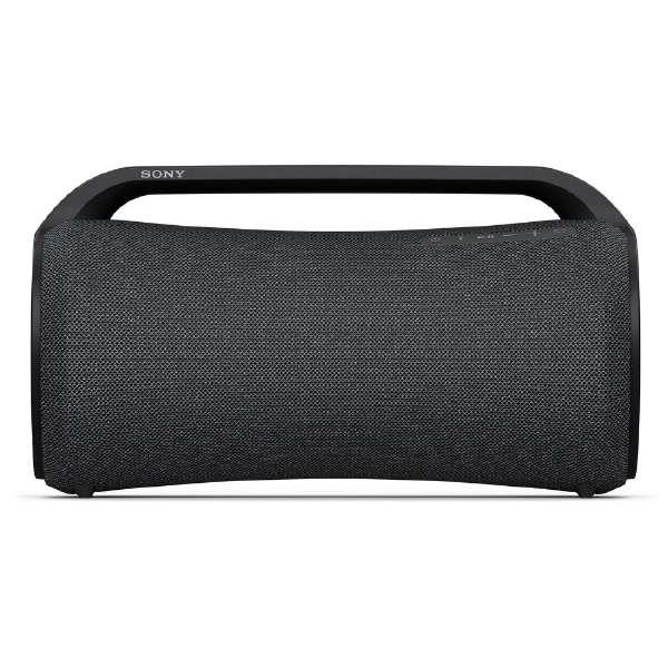 ブルートゥーススピーカー ブラック SRS-XG500 BC [防水 /Bluetooth対応]