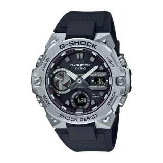 【Bluetooth搭載ソーラー時計】G-SHOCK(G-ショック) G-STEEL(Gスチール) GST-B400-1AJF