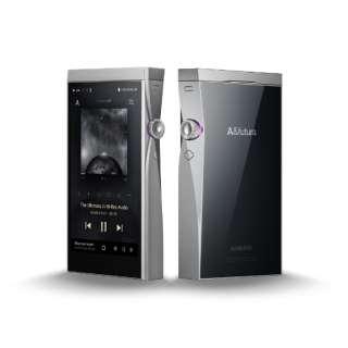 ハイレゾポータブルプレーヤー A&futura SE180 Moon Silver AK-SE180-SEM1-MS [ハイレゾ対応 /256GB]