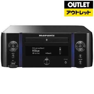 【アウトレット品】 ネットワーク CDレシーバー(ブラック) MCR611/FB [Wi-Fi対応 /ワイドFM対応 /Bluetooth対応 /ハイレゾ対応] 【外装不良品】