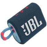 ブルートゥース スピーカー ブルーピンク JBLGO3BLUP [Bluetooth対応 /防水]