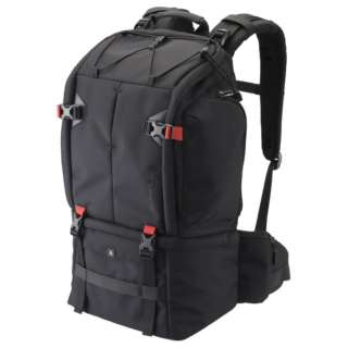 プラスシェル トレック03 バックパック L ブラック SPTR03BPLBK [15~20L]