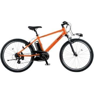 電動アシスト自転車 ハリヤ Hurryer パールオレンジ BE-ELH442K [26インチ /7段変速] 【2021年モデル】【組立商品につき返品不可】
