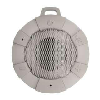 ブルートゥーススピーカー ベージュ ST-SS88N-BG [Bluetooth対応 /防水]