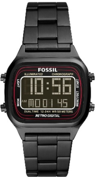 FOSSIL RETRO DIGITAL FTW5845 FOSSIL FS5845