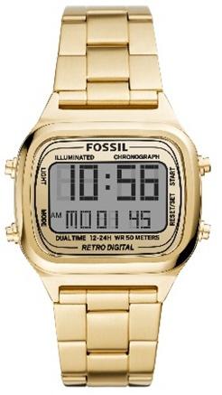 FOSSIL RETRO DIGITAL FTW5843 FOSSIL FS5843