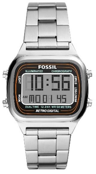 FOSSIL RETRO DIGITAL FTW5844 FOSSIL FS5844