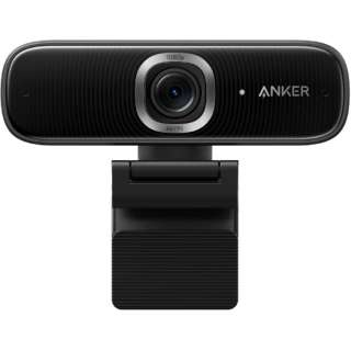 A3361011 ウェブカメラ マイク内蔵 PowerConf C300 ブラック [有線]