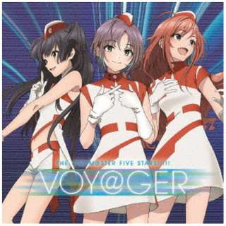 THE IDOLM@STER FIVE STARS!!!!!/ THE IDOLM@STER シリーズ イメージソング2021 「VOY@GER」 シャイニーカラーズ盤 【CD】