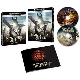【先着予約購入特典付き】 『映画 モンスターハンター』4K Ultra HD Blu-ray&Blu-rayセット 【Ultra HD ブルーレイソフト】