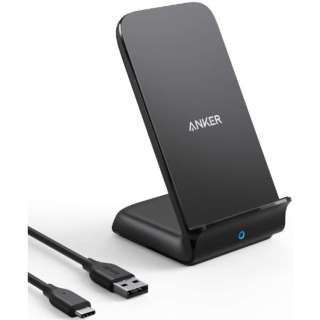 Anker PowerWave 7.5 Stand 15W black A2521012 [ワイヤレスのみ]