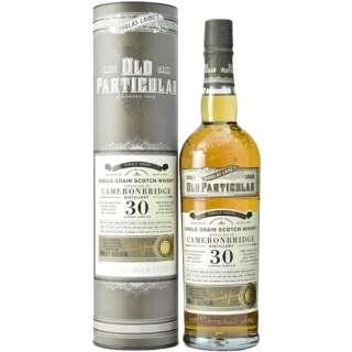 ダグラスレイン オールド・パティキュラー キャメロンブリッジ 1990 30年 700ml【ウイスキー】