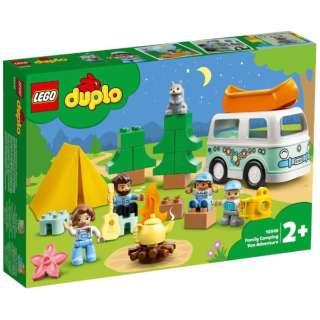 LEGO(レゴ) 10946 デュプロのまち たのしいキャンプ