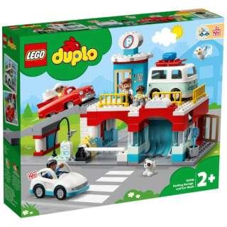 LEGO(レゴ) 10948 デュプロのまち ちゅうしゃじょう