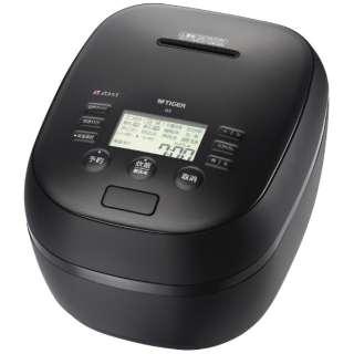 炊飯器 マットブラック JPH-J100KM [5.5合 /圧力IH]