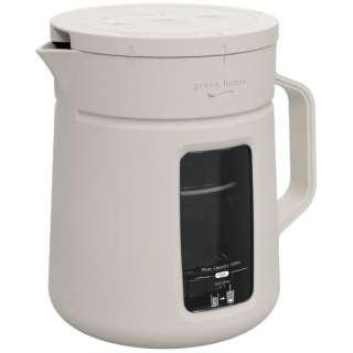 コールドブリューコーヒーメーカー アイボリーホワイト GH-CBCMA-WH