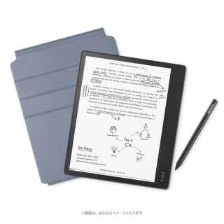 N604-KJ-BK-S-BU 電子書籍リーダー Kobo Elipsa Pack ミッドナイトブルー