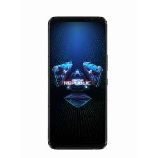 ROG Phone 5 ストームホワイト「ZS673KS-WH256R12」Snapdragon 888 6.78型・メモリ/ストレージ: 12GB/256GB nanoSIM x2 DSDV対応 ドコモ/au/ソフトバンクSIM対応 SIMフリースマートフォン