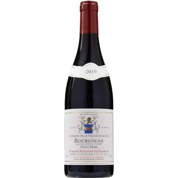 マシャール・ド・グラモン ドメーヌ・ド・ラ・ヴィエルジュ・ロメンヌ 2019 750ml【赤ワイン】