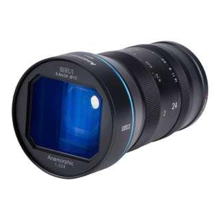 カメラレンズ 24mm F2.8 アナモルフィックレンズ ソニーE SR24-E [ソニーE /単焦点レンズ]