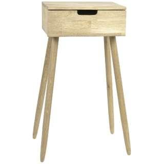 サイドテーブル 30×40×H80cm 12584