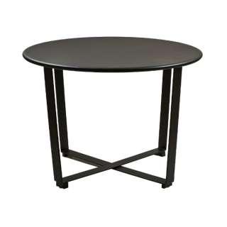 アンティークメタルテーブル D61.5 x H42cm 【キャンセル・返品不可】