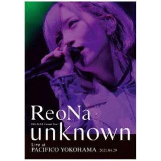 "ReoNa/ ReoNa「ReoNa ONE-MAN Concert Tour ""unknown"" Live at PACIFICO YOKOHAMA」 初回生産限定盤 【ブルーレイ】"
