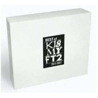 Kis-My-Ft2/ BEST of Kis-My-Ft2 通常盤(CD+DVD盤) 【CD】