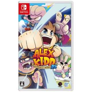 【初回特典付き】 Alex Kidd in Miracle World DX 【Switch】