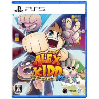 【初回特典付き】 Alex Kidd in Miracle World DX 【PS5】