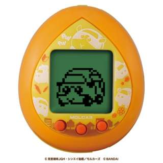 PUI PUI モルカー PUI PUI モルカっち オレンジカラー