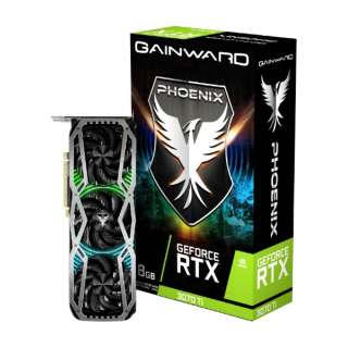 GAINWARD GeForce RTX3070Ti PHOENIX 8GB GDDR6X 256bit 3-DP HDMI NED307T019P2-1046X-G